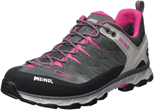 Meindl Women's Lite Trail Lady GTX Low Rise Hiking Boots, (Anthrazit/ 31)