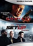 Hostage/Set Up - Double Feature [DVD]