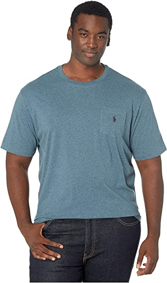 Polo Ralph Lauren Big & Tall - Camiseta de Manga Corta para Hombre ...