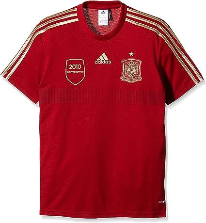 adidas Selección Española de Fútbol - Camiseta de fútbol de ...