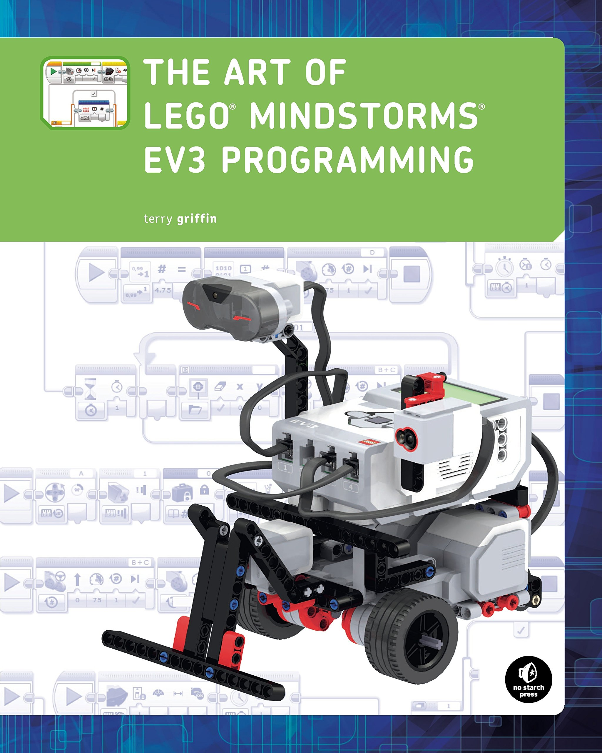 The Art of LEGO MINDSTORMS EV3 Programming (Full Color) by No Starch Press (Image #2)