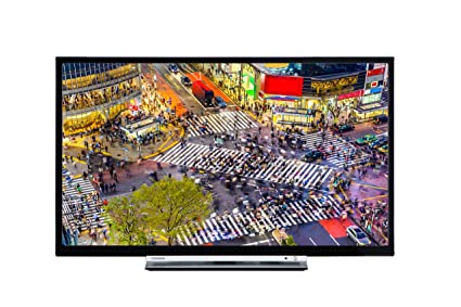 7e529e850 Toshiba 24D3753DB 24-Inch HD Ready DVD Smart TV with Freeview Play - Black (