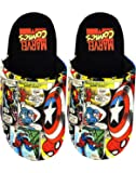 Marvel Avengers Comic Men's Slippers