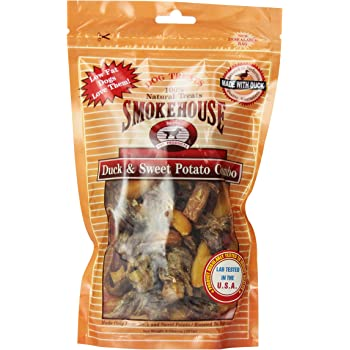 Amazon.com : Smokehouse 100-Percent Natural Duck and Sweet