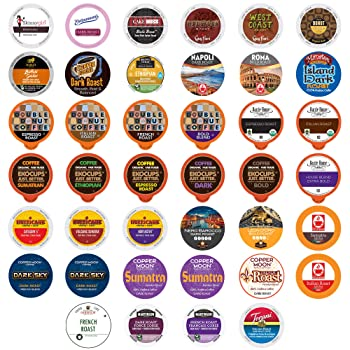 Perfect Samplers Pack K-Cup Coffee