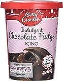 Betty Crocker Chocolate Fudge Icing 400g - Schokoladen Toffee Kuchenglasur