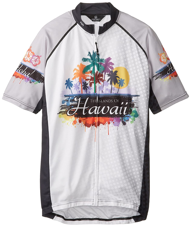 Canari Herren Hawaii Rainbow Jersey