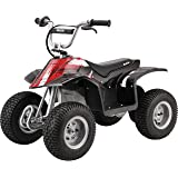 Razor Dirt Quad – 24V Electric 4-Wheeler Ride-On for Kids 8+, Twist-Grip Variable-Speed Acceleration Control, Hand…