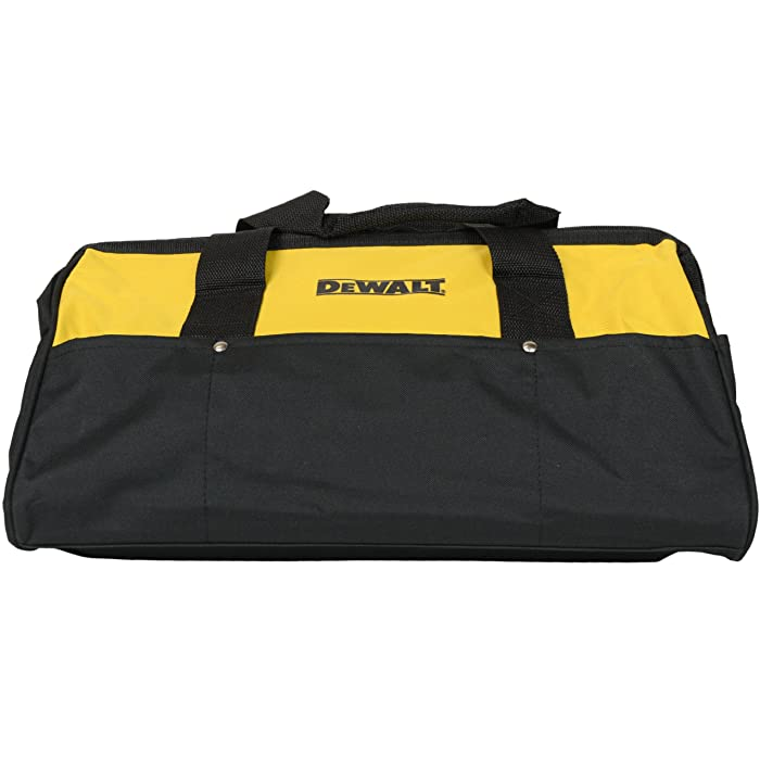 "Dewalt 18"" Large Heavy Duty Contractor Tool Bag"