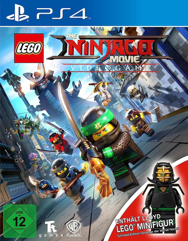 The LEGO NINJAGO Movie Videogame - Nintendo Switch [Importación ...