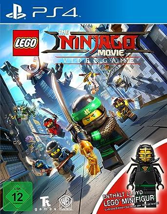 The LEGO NINJAGO Movie Videogame - Nintendo Switch [Importación alemana]: Amazon.es: Videojuegos