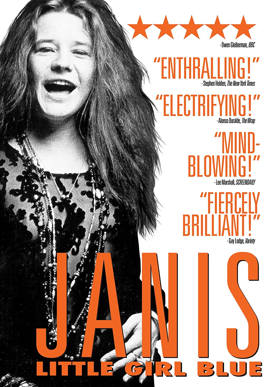 Amazon Com Janis Joplin Janis Little Girl Blue Janis Joplin Cat Power Peter Albin Melissa Etheridge Clive Davis Amy J Berg Movies Tv