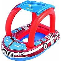 Bestway Gölgelikli Araba Şeklinde Havuz & Deniz Botu - Baby Float