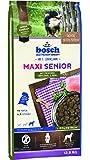 Bosch Maxi Croquette Aîné Volaille/Riz pour Chien Sénior Grande Race 12,5 kg