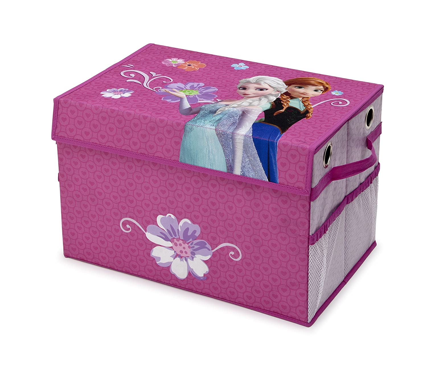 Delta Children Collapsible Fabric Toy Box, Disney Frozen TB84989FZ