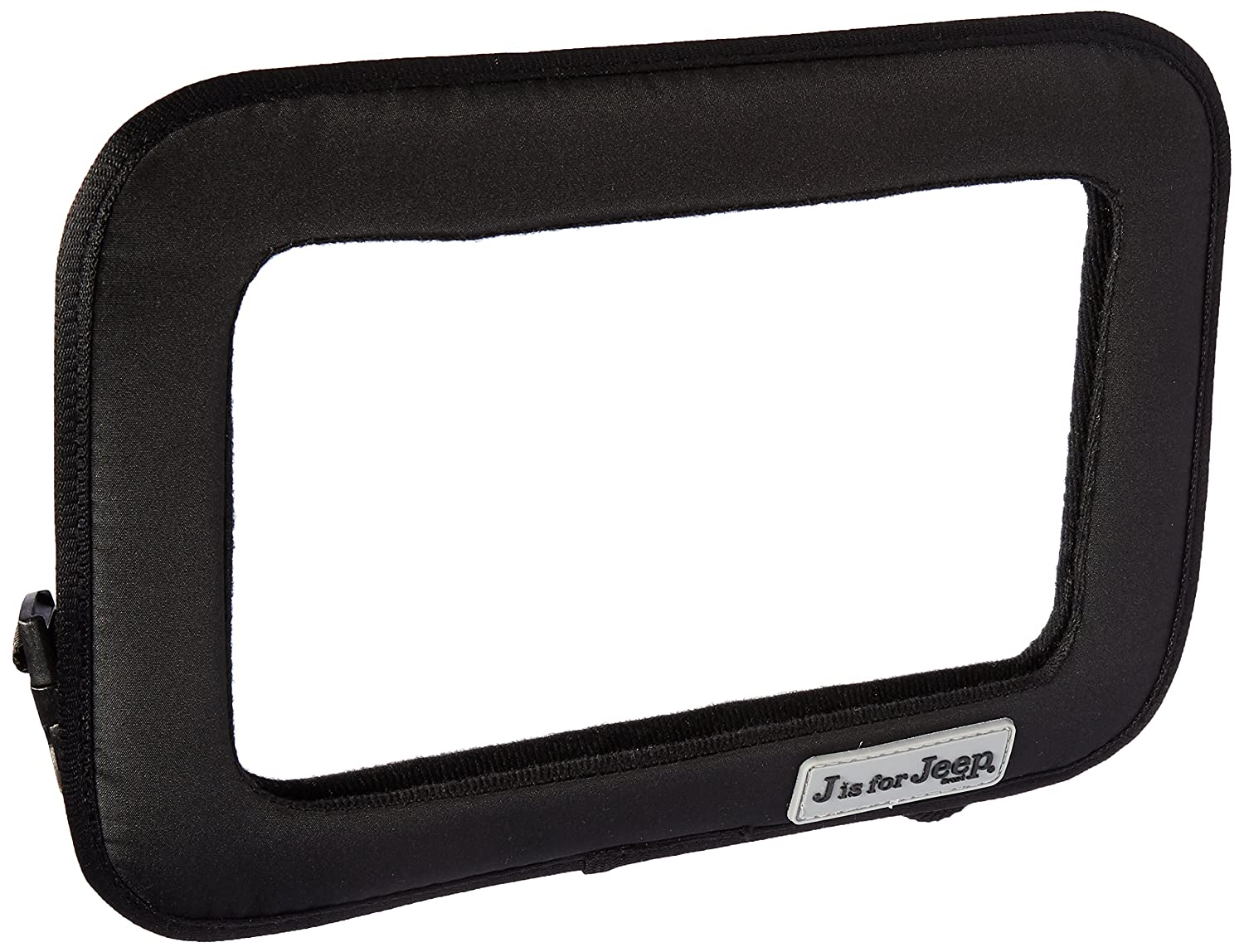 Jeep Large Back Seat Baby View Mirror, Black 90197R