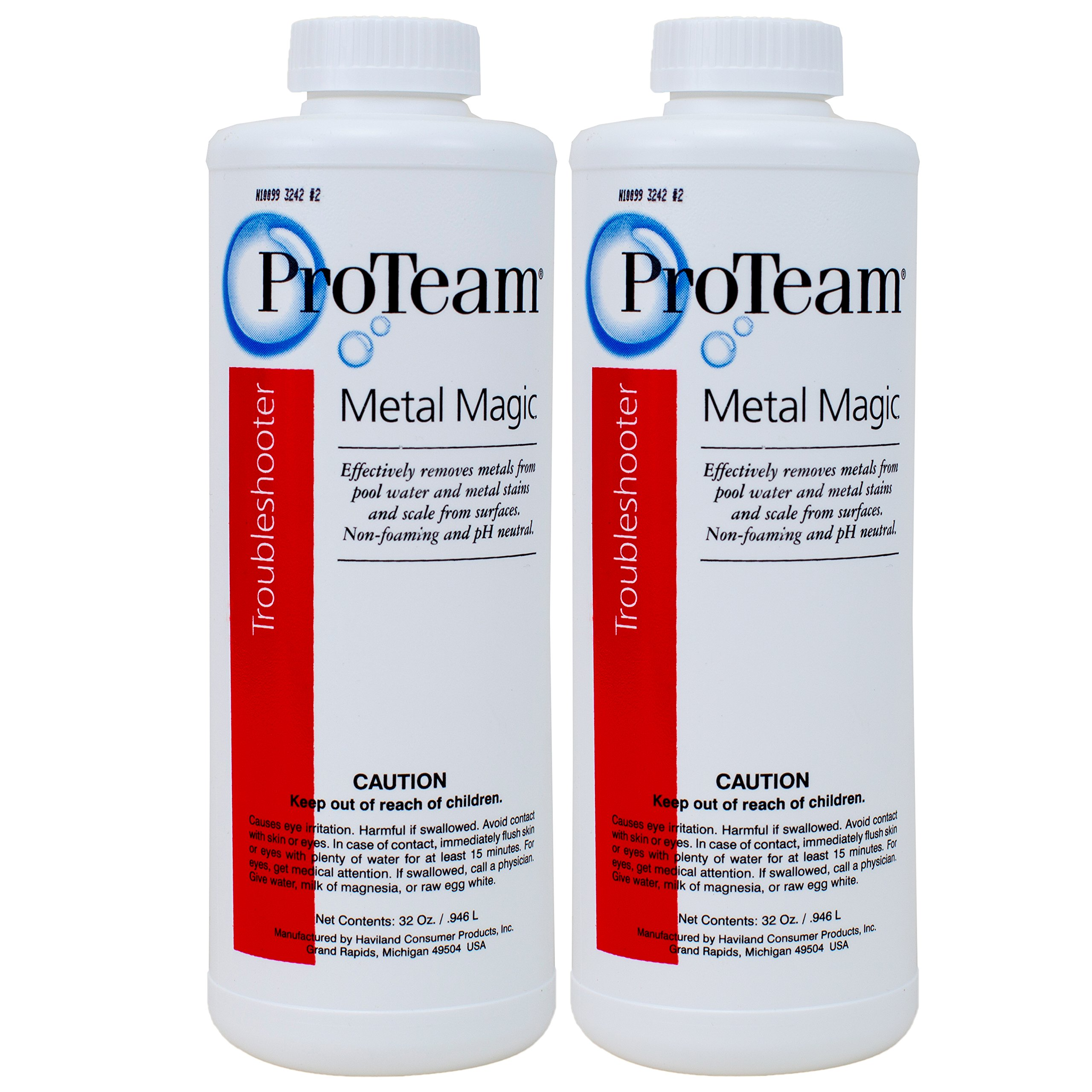 Proteam Metal Magic (1 qt) (2 Pack) by ProTeam