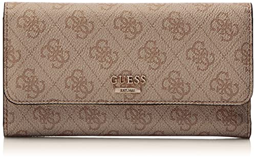 Guess - Downtown Cool Slg Pckt Trfld, Monederos Mujer, Gris ...