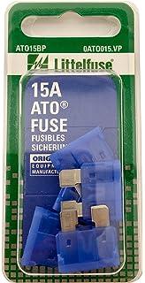 Littelfuse 0ATO010.VP ATO 32 Volt 10A Carded Fuse 6