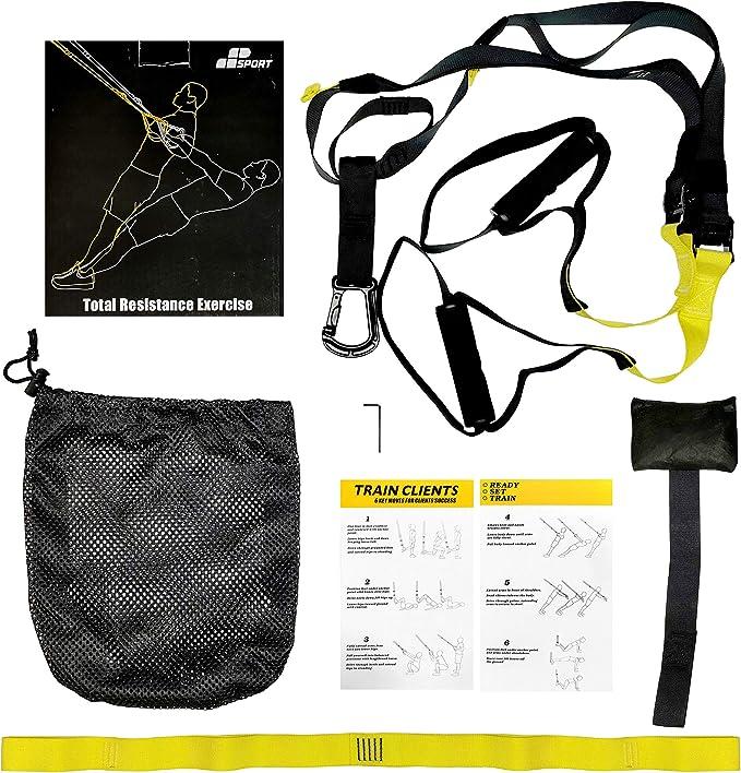 MP Sport Suspension Trainer - Entrenamiento en Suspensión ...