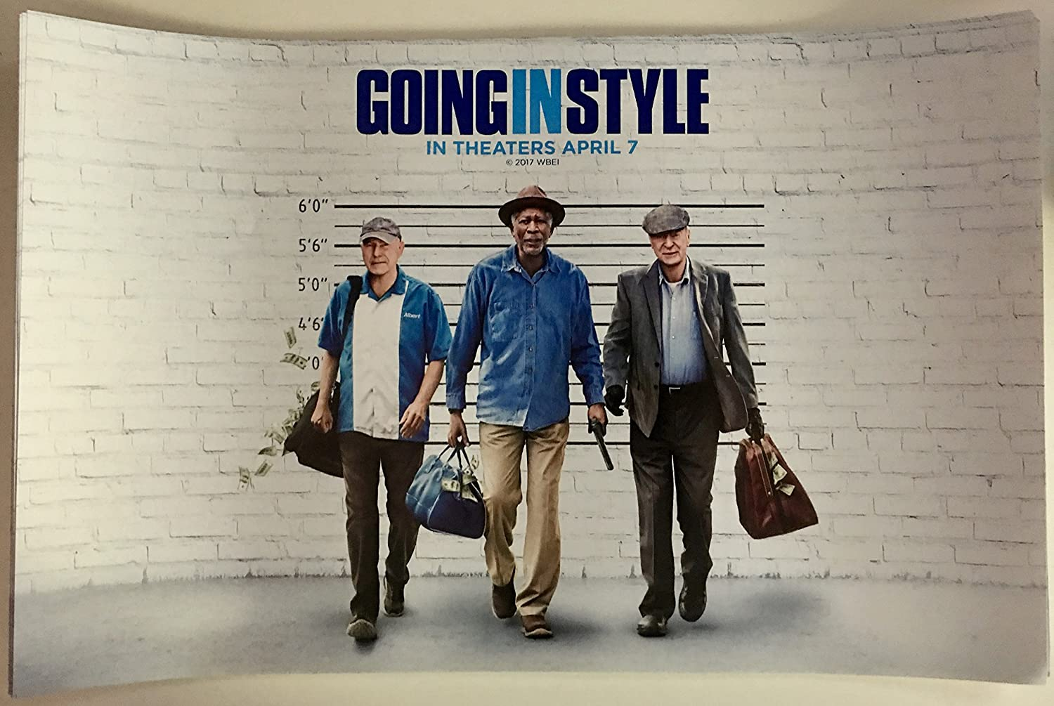 Going in Style (2017) HD