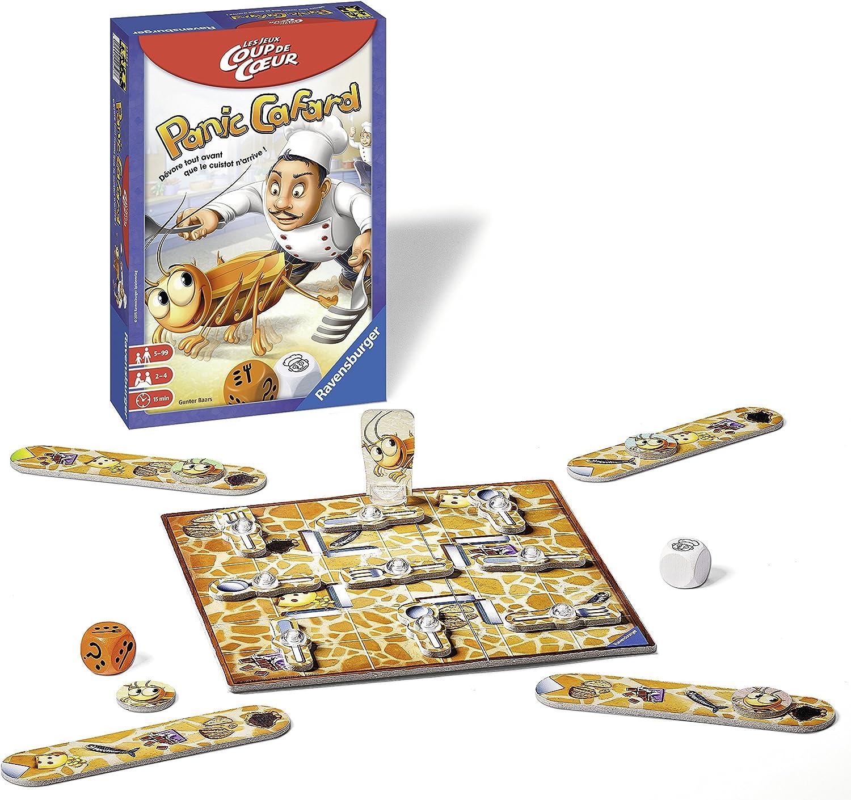 Ravensburger - 22323 - Juego de Viaje - Cucaracha Pánico: Amazon.es: Juguetes y juegos