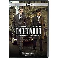 Masterpiece Mystery!: Endeavour, Season 5 DVD