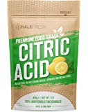 Citric Acid - 1 lb USA Made Pure for Bath Bombs - Gluten Free Kosher No GMO's - Verified for Organic Foods