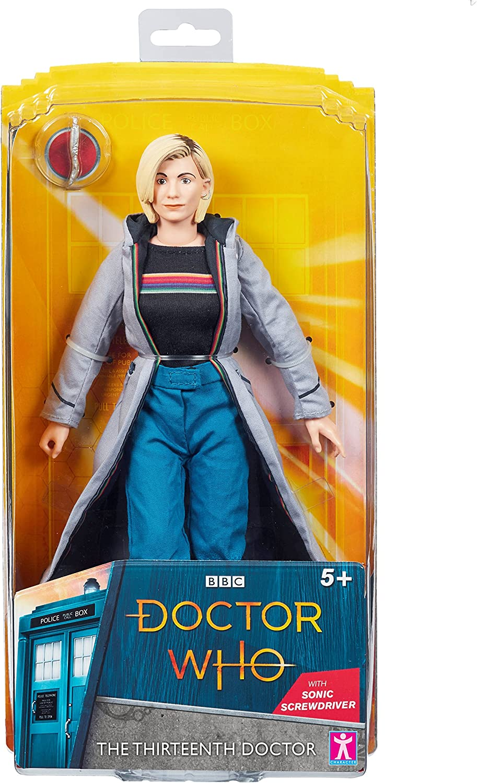 Doctor Who 6795 The Thirth Toy, Multicolor juguete de peluche , color, modelo surtido: Amazon.es: Juguetes y juegos