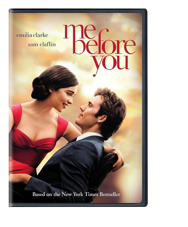 Me Before You [USA] [DVD]: Amazon.es: Emilia Clarke, Sam Claflin ...