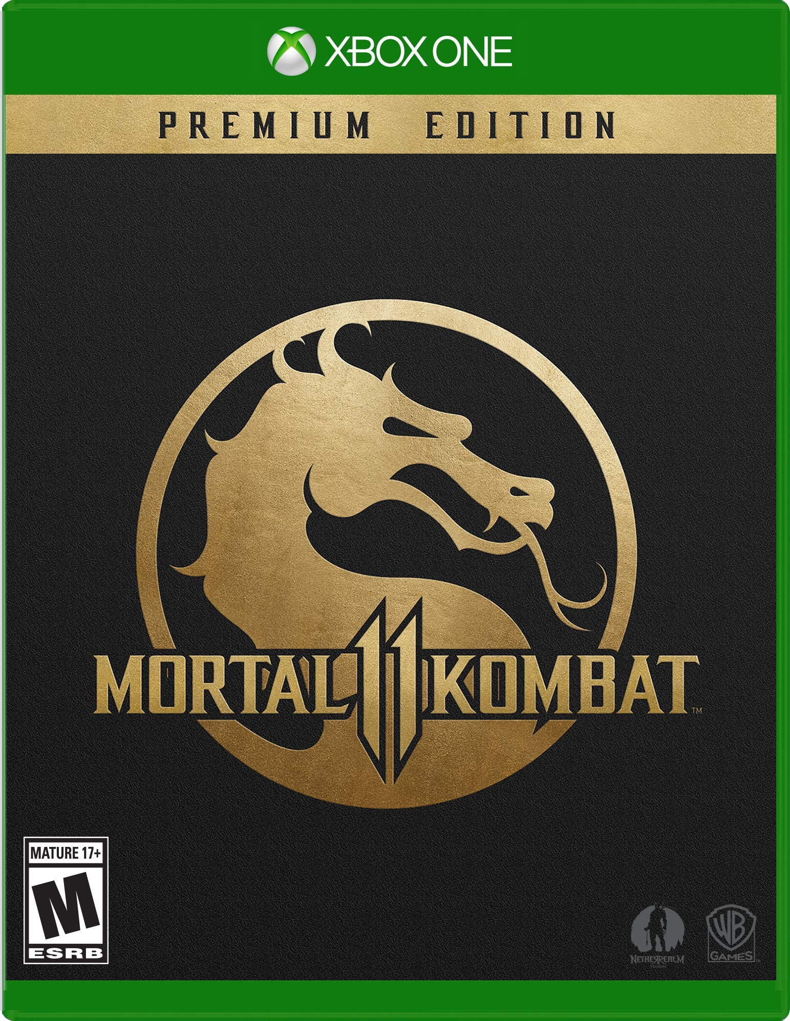 Mortal Kombat 11: Premium Edition - Xbox One