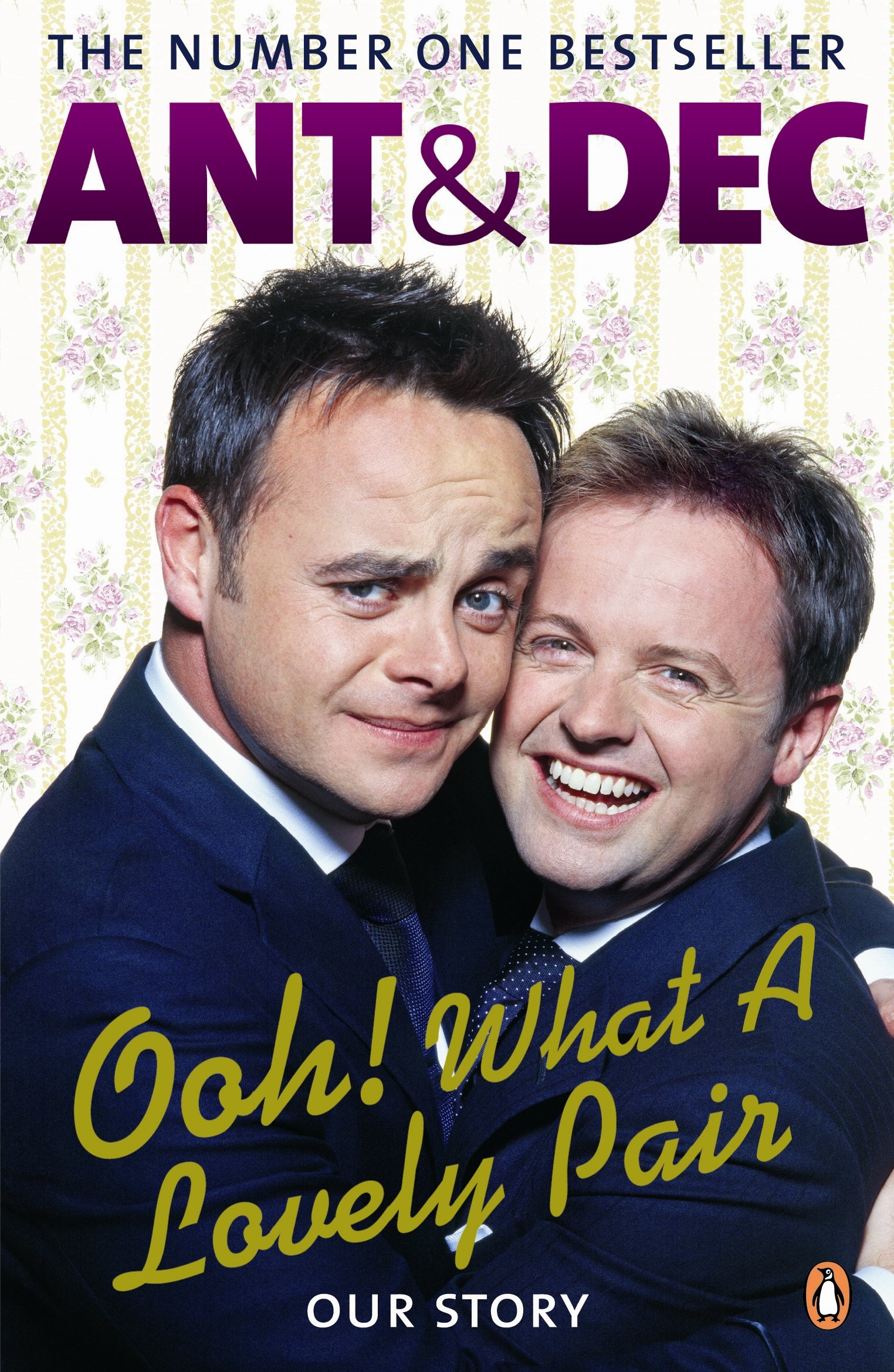 Image result for ant and dec book