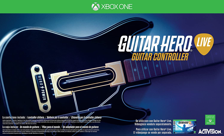 Activision - Guitarra Guitar Hero Live (Xbox One): Amazon.es ...