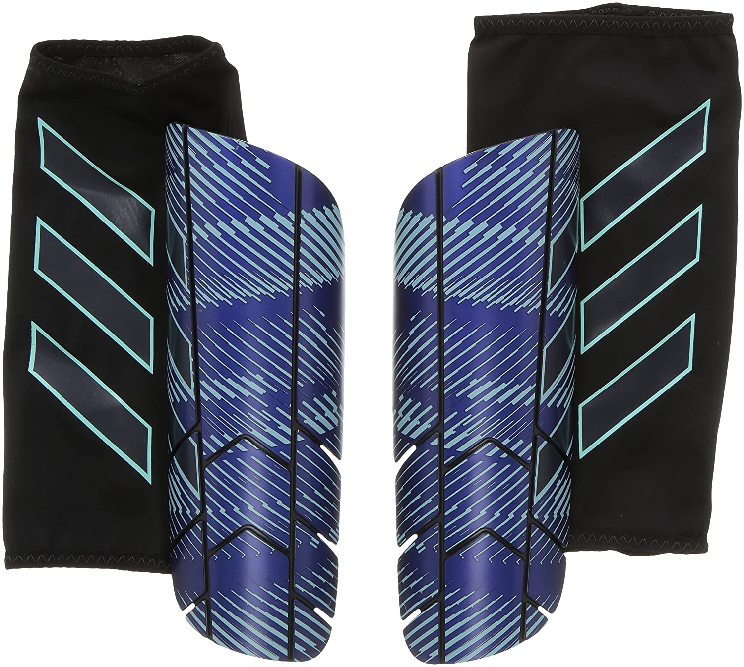 AdidasパフォーマンスGhost Pro Shin Guard B01MYY7EUF Medium|Legend Ink/Mystery Ink/Energy Aqua Legend Ink/Mystery Ink/Energy Aqua Medium
