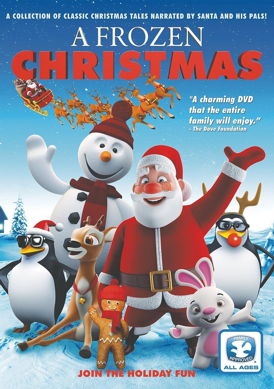 Frozen Christmas.Amazon Com A Frozen Christmas Kj Schrock Evan Tramel
