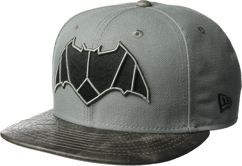 New Era Cap Mens Rugged Team Cap Black One Size