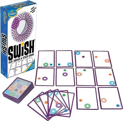 Think Fun - Swish, juego de mesa (TF1512) , color/modelo surtido: Think Fun Swish: Amazon.es: Juguetes y juegos