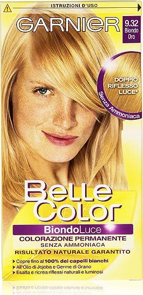 BELLE COLOR S.ammon.9,32 biondo oro - Tintes para el cabello