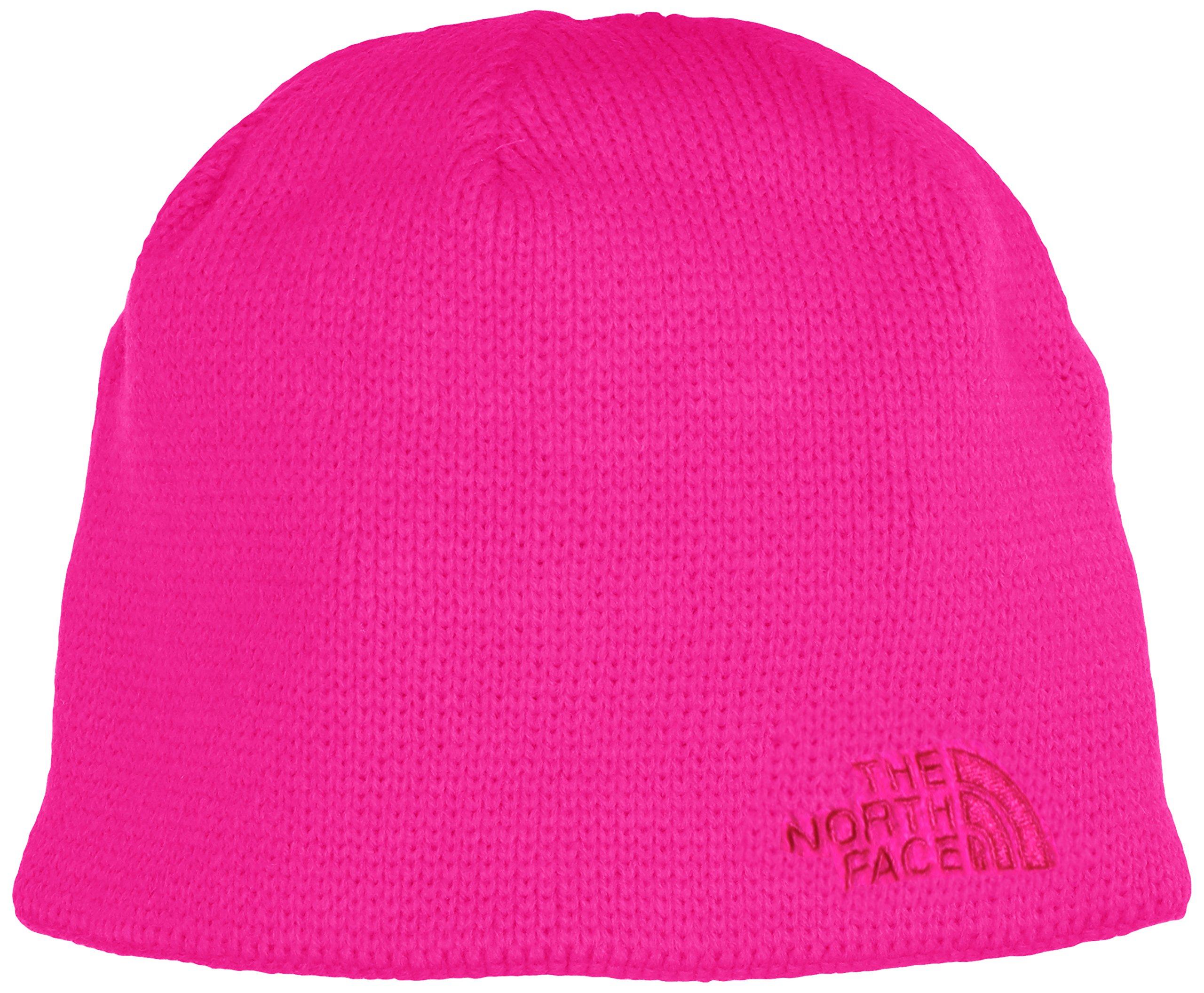 The North Face Women's Bones Beanie, Luminous Pink One Size