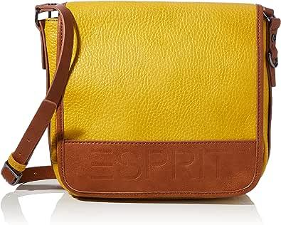 Esprit 080EA1O303, Bandolera para Mujer, 720/latón amarillo, Einheitsgröße