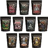 Variety 10-Pack Ground Coffee Sampler