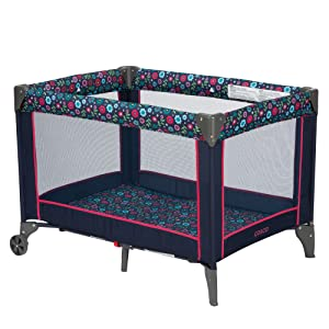 Cosco Funsport Play Yard, Flower Garden