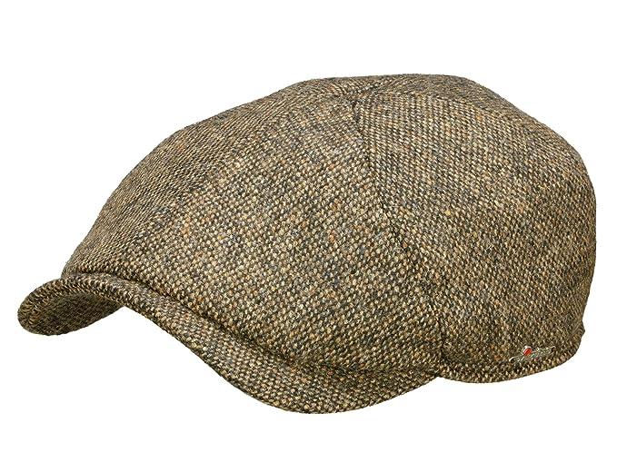 db4761cd815 Wigens Men newsboy Cap newsboy Slim Cap  Amazon.co.uk  Clothing