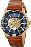 Invicta Men's 17260SYB Specialty Analog Display Mechanical Hand Wind Brown Watch