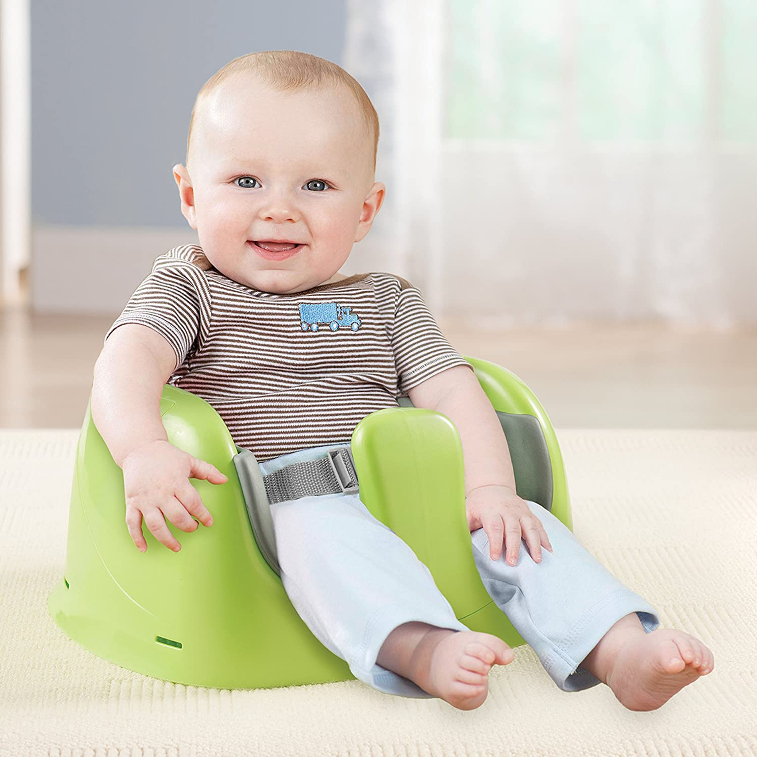 Amazon.com : Summer Infant Support Me 3 In 1 Positioner, Feeding Seat And  Booster : Baby