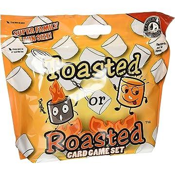 Toasted or Roasted