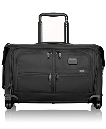9daa0aa918 Image Unavailable. Image not available for. Color  TUMI - Alpha 2 Carry-On 4  Wheeled Garment Bag ...