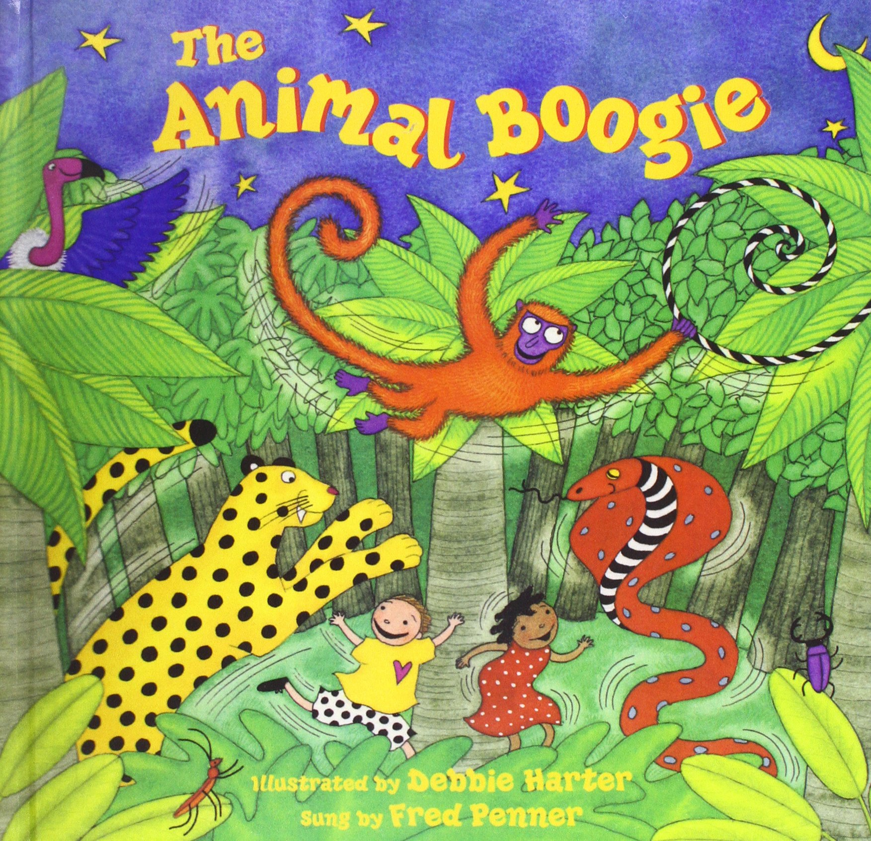 The Animal Boogie Performing Arts Dance