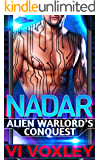 Nadar (Alien Warlord's Conquest Book 1)