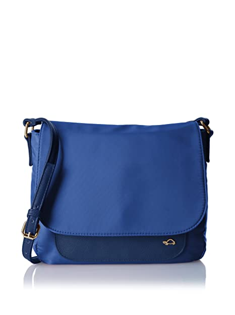 più economico 06881 b509e carpisa Borsa a tracolla donna blu blu